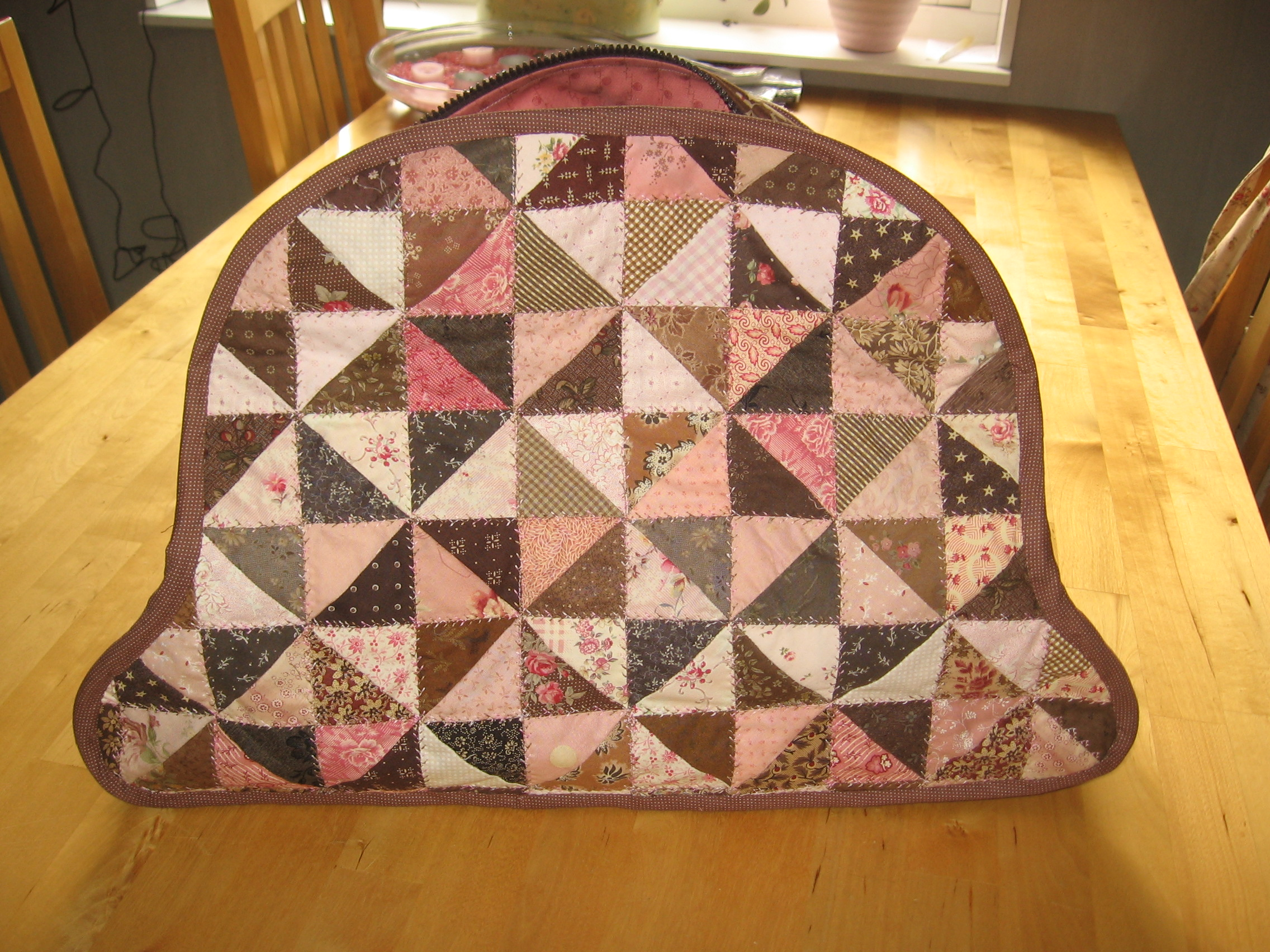 Quilt It Dorry.Pink And Barbara A Bit Of Everything