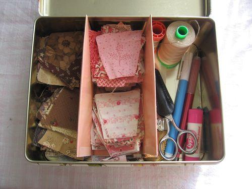 thimble box