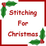 Stitching for Christmas - 2010